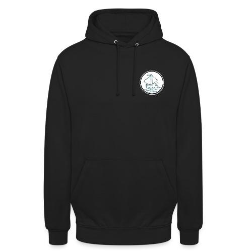 LOGO COPAINS - Sweat-shirt à capuche unisexe