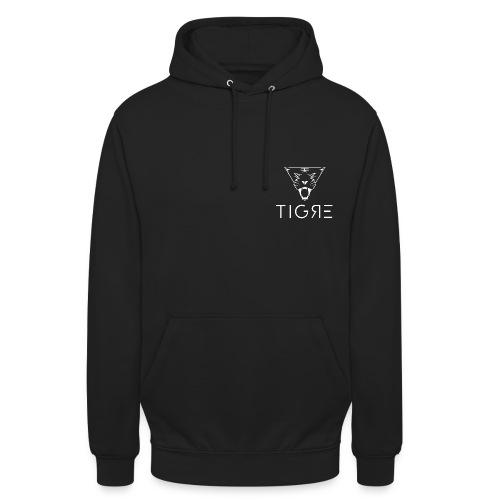 Classic TIGRE Square Logo - Unisex Hoodie