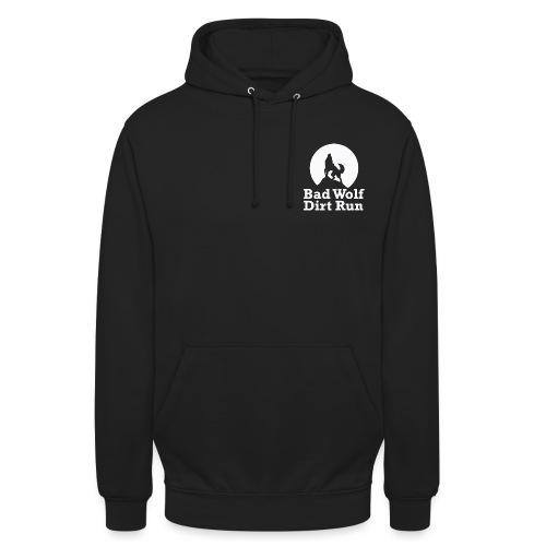 BW Logo weiß - Unisex Hoodie
