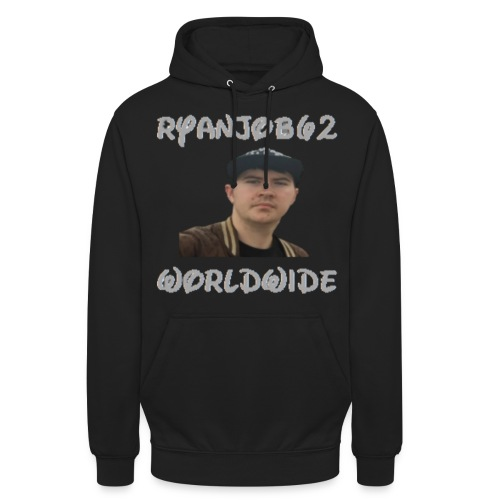 Ryanjob62 Worldwide - Unisex Hoodie