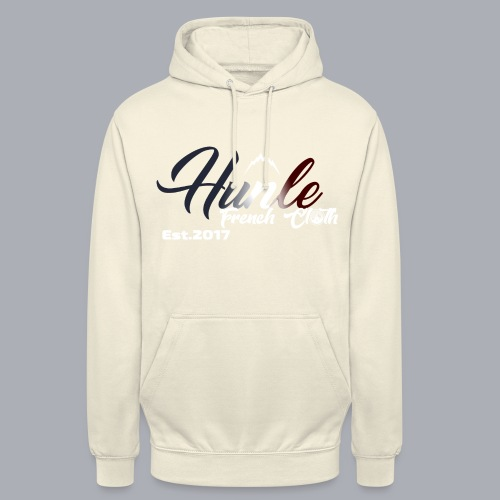 HnL Hunle French n°3 - Sweat-shirt à capuche unisexe
