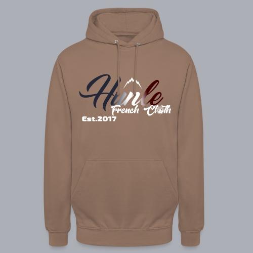 HnL Hunle French n°3 - Sweat-shirt à capuche unisexe