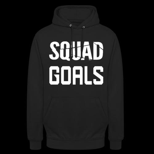 squad goals - Hoodie unisex