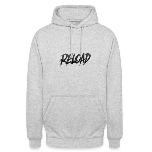 Reload Dark Gradient - Sweat-shirt à capuche unisexe