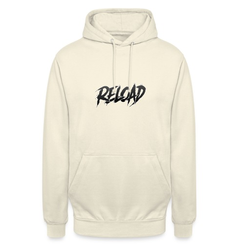 Reload Dark Gradient - Sweat-shirt à capuche unisexe