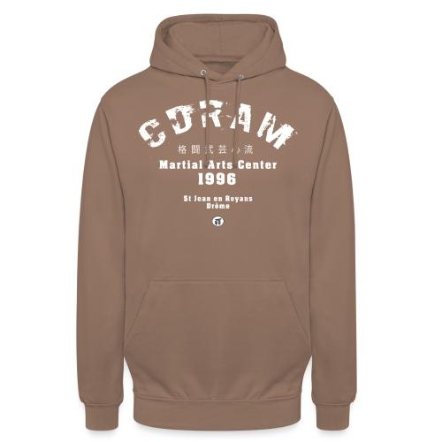 CDRAM OLD SCHOOL - Sweat-shirt à capuche unisexe