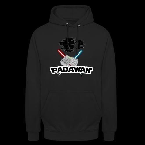 Padawan Blanc - Sweat-shirt à capuche unisexe