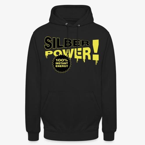 SilberPower! - Hættetrøje unisex