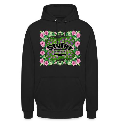 Styler Bloemen Design - Hoodie unisex