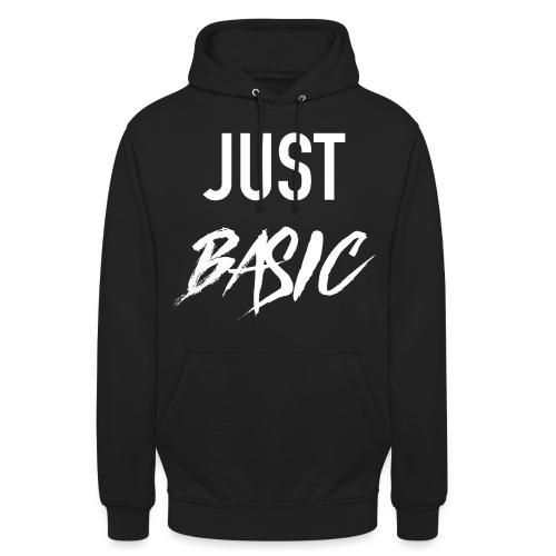 Just Basic - Unisex Hoodie