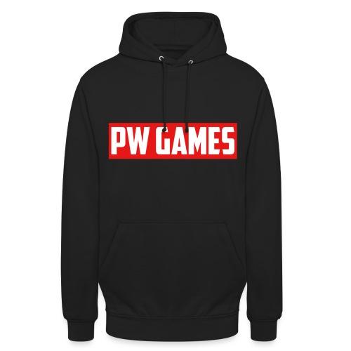 PW Games Tekst - Hoodie unisex