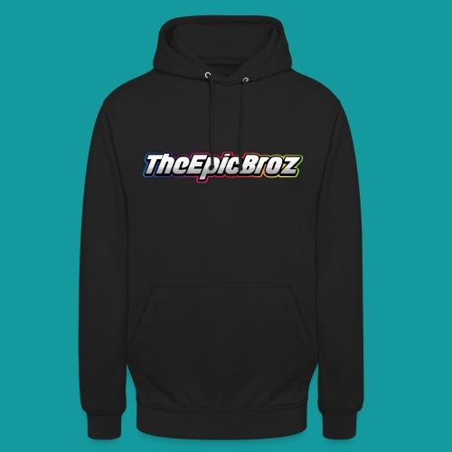 TheEpicBroz - Hoodie unisex