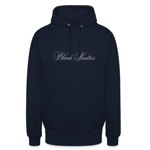 black panties - Sweat-shirt à capuche unisexe