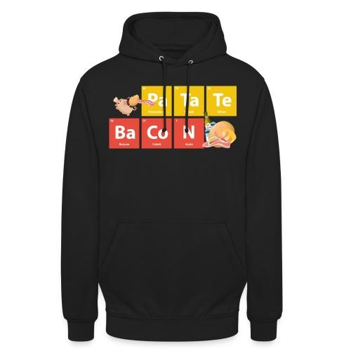 periodique - Sweat-shirt à capuche unisexe