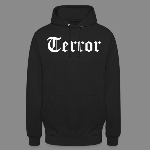 terror - Unisex Hoodie