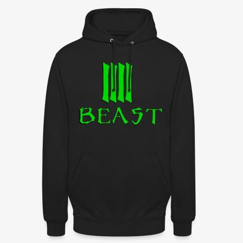 Beast Green - Unisex Hoodie