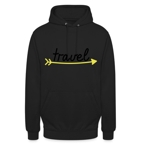 Travel - Unisex Hoodie