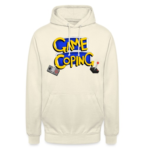 Game Coping Logo - Unisex Hoodie