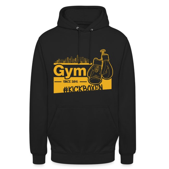 Gym Druckfarbe Orange