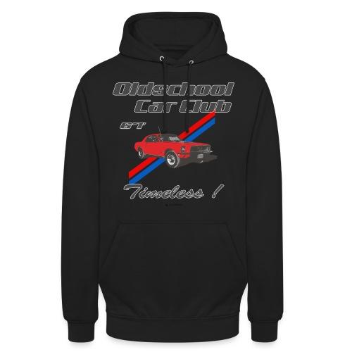Mustang 67 - Sweat-shirt à capuche unisexe