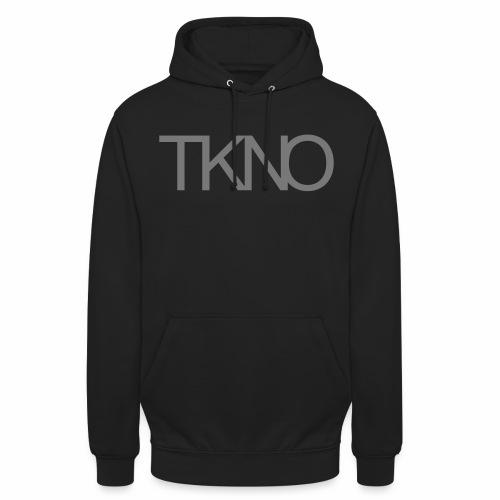 TKNO MNML Techno Minimal dark Tekkno Rave Kind - Unisex Hoodie
