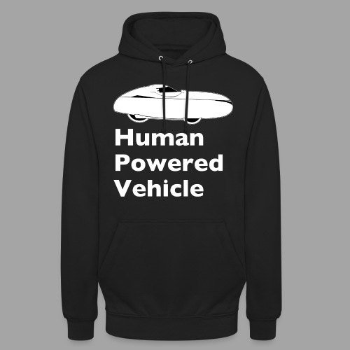 "Quest Human Powered Vehicle 2 white - Huppari ""unisex"""