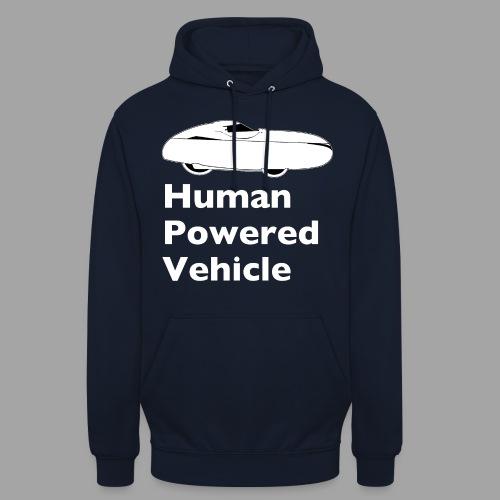 """Quest Human Powered Vehicle 2 white - Huppari """"unisex"""""""