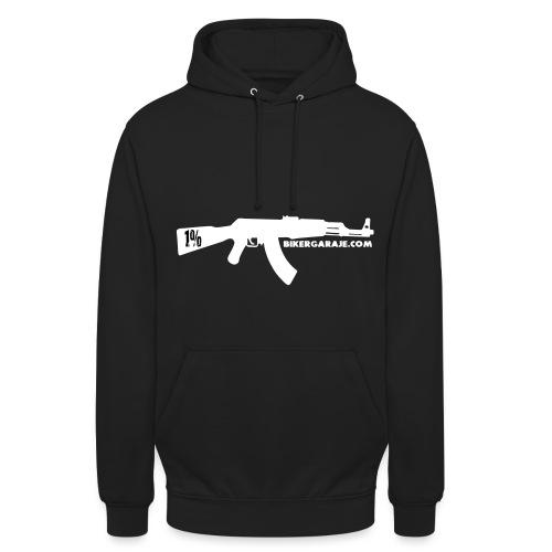 AK47 1percenter 2 - Sudadera con capucha unisex