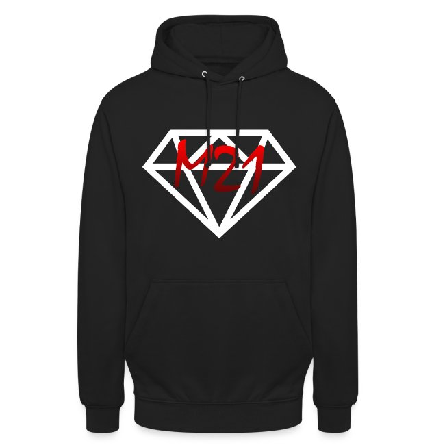 Red M21 White Diamond