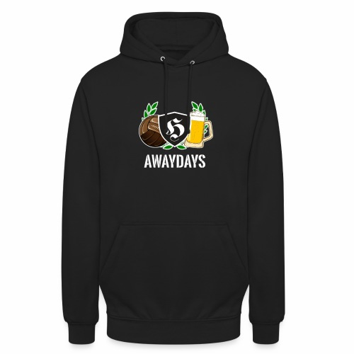 Awaydays - Sweat-shirt à capuche unisexe