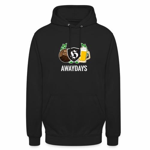 Awaydays - Sweat-shirt à capuche unisexe