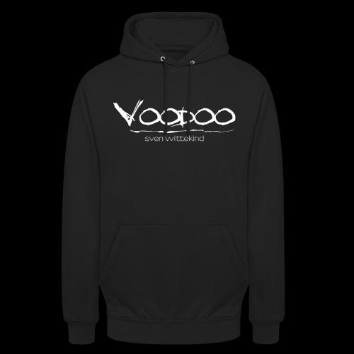 voodoo text - Unisex Hoodie