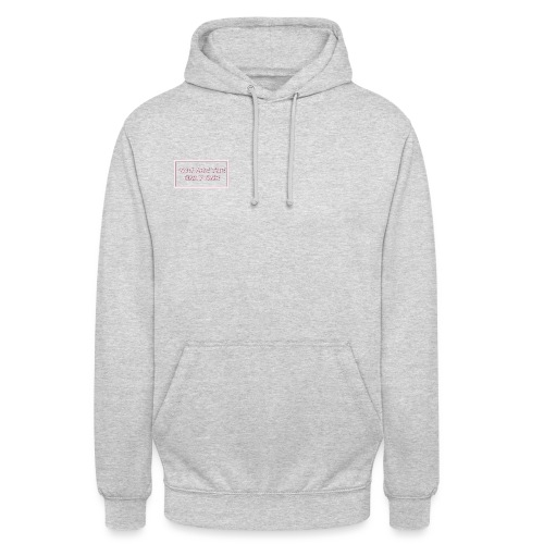 You are the only one - Unisex Hoodie