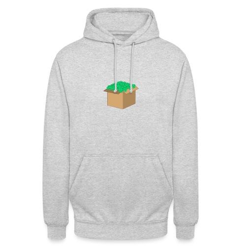 Geld Karton - Unisex Hoodie