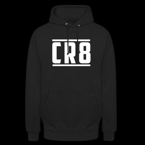 CR8 Hoodie - Black - Unisex Hoodie