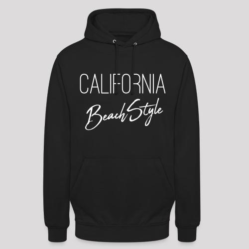 California Beach Style Shirt - Unisex Hoodie