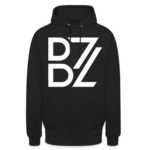 benz logo weiss png - Unisex Hoodie