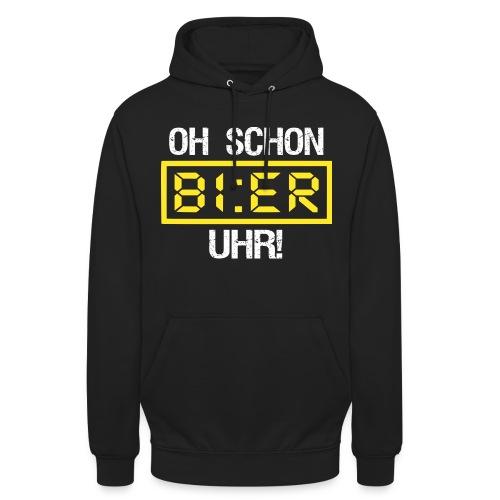 Lustig Bier Sprüche Geschenk Biertrinker Party Fun - Unisex Hoodie