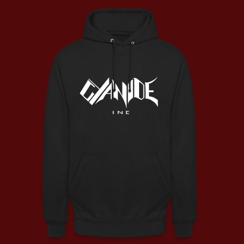 Logo Cyanide Inc - Sweat-shirt à capuche unisexe