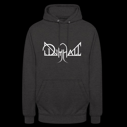 Dimhall White - Unisex Hoodie