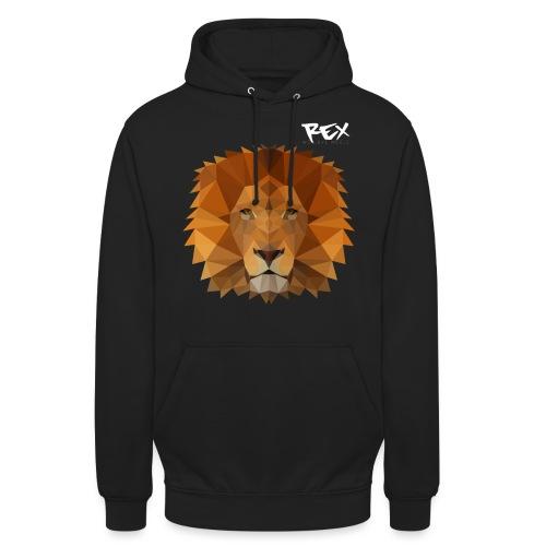 Rex Sounds Lion - Unisex Hoodie