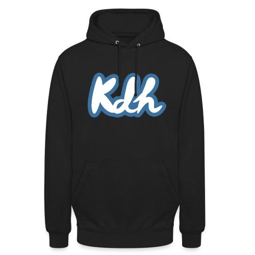 kdh Writing Logo - Unisex Hoodie