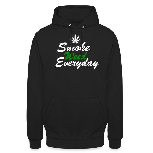 Smoke Weed Everyday - Unisex Hoodie