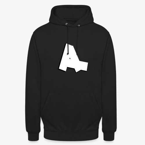 asii white png - Unisex Hoodie