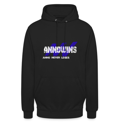 Annowins Wit Cup png - Unisex Hoodie