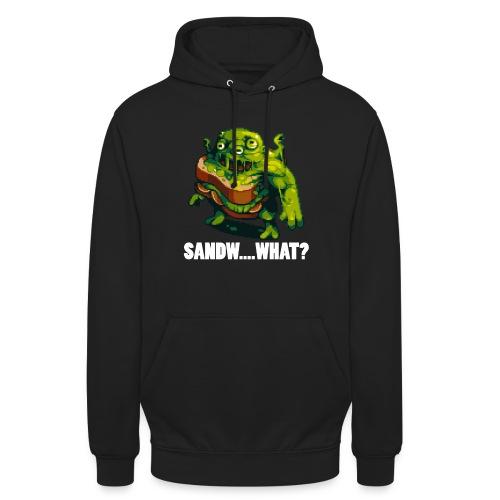 Sandwhat png - Unisex Hoodie