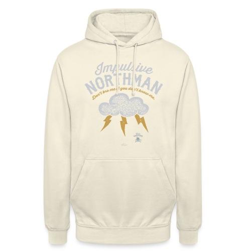 Impulsive Northman - Hættetrøje unisex