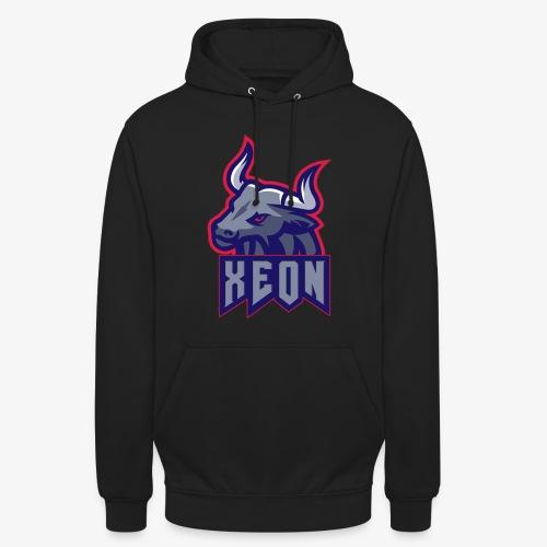 LOGO XEON png - Sweat-shirt à capuche unisexe