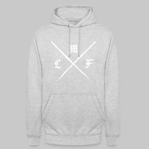 LxMxF - Sweat-shirt à capuche unisexe