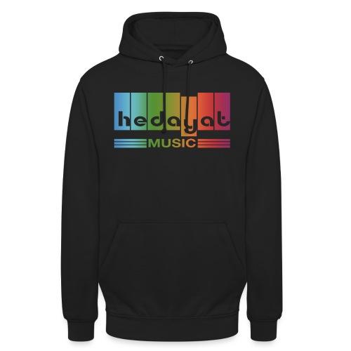 logo-couleur - Sweat-shirt à capuche unisexe